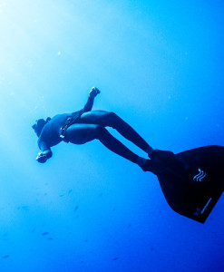FREE DIVES